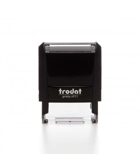 TRODAT PRINTY 4911 (1 - 3 σειρές)  (38x14mm)