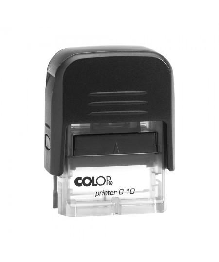 COLOP C10 ( 1 - 2 σειρές ) (27x10mm)
