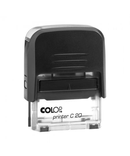 COLOP C20 ( 1 - 3 σειρές ) (38x14mm)