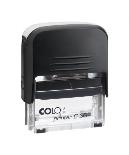COLOP C30 ( 1 - 5 σειρές ) (47x18mm)