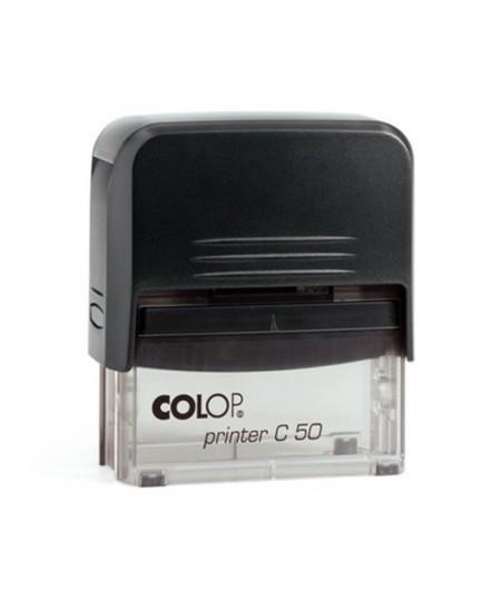 COLOP C50 ( 1 - 8 σειρές ) (69x30mm)