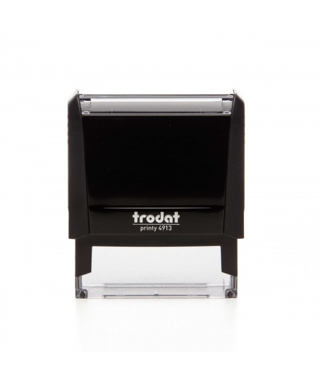 TRODAT PRINTY 4913 (1 - 7 σειρές) (57x21mm)
