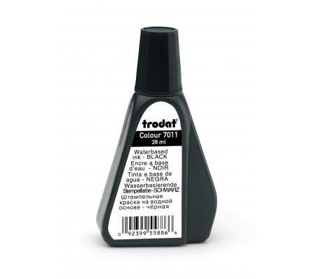 Μαύρο Μελάνι Αυτόματης Σφραγίδας TRODAT  7011  (&  Ξύλινης)